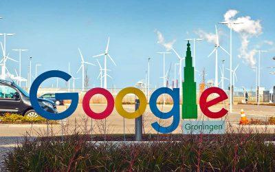 Google maakt kennis met Oudeschip