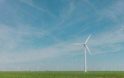 Bouw Windpark Oostpolder bij Eemshaven gestart