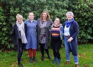Groepsfoto Dorpencoordinatoren Het Hogeland