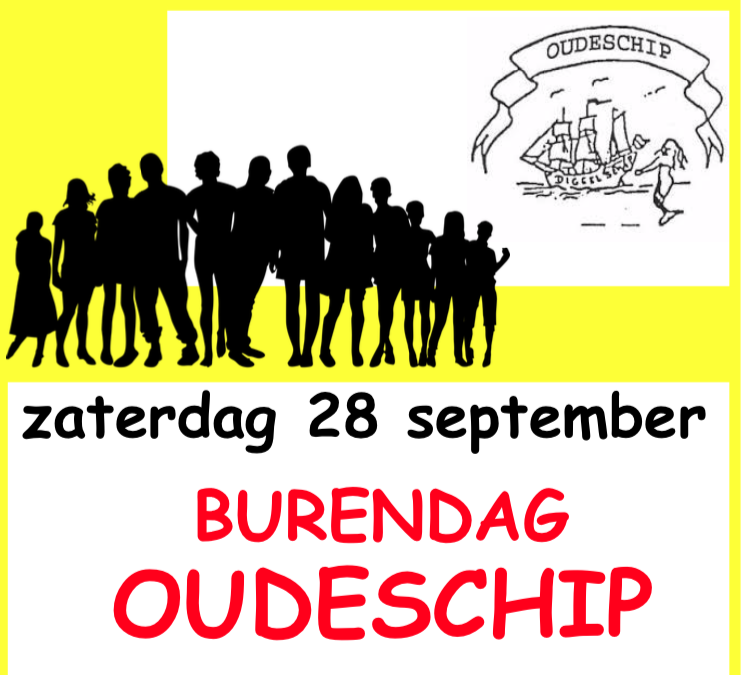 28 September Burendag Oudeschip