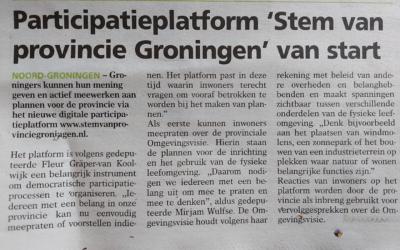 Participatieplatform Provincie Groningen