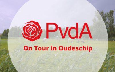 23 okt: PVDA on Tour in Oudeschip
